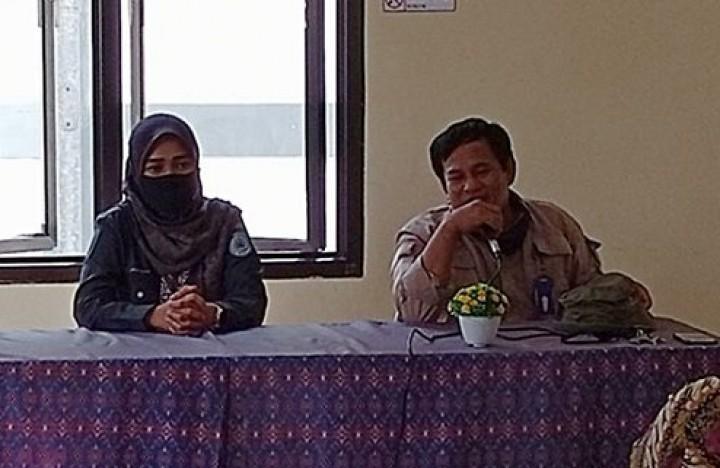 Tim Kecamatan Balikpapan Tengah 'Intip' Inovasi Kecamatan Bontang Selatan
