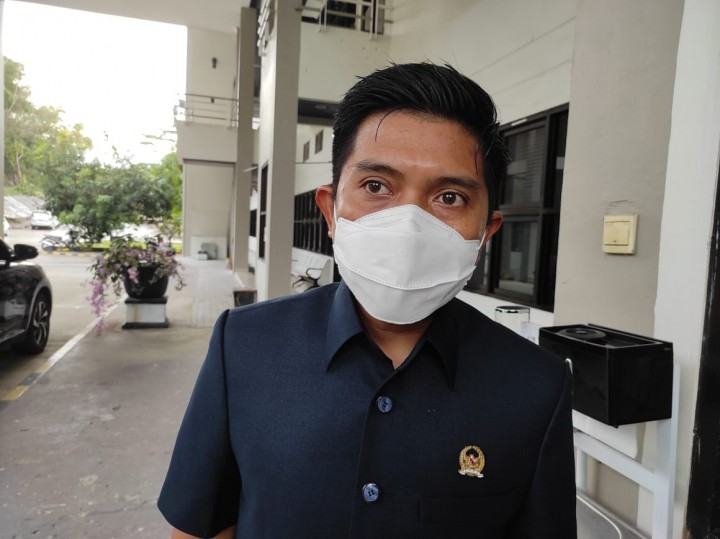 Ketua DPRD Bontang Dukung Rencana Pemkot Rem Darurat Covid-19, Minta Dinkes Lebih Proaktif