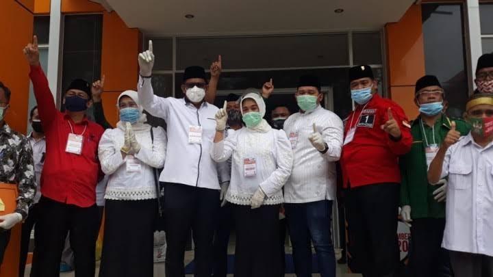 KPU Bontang Tetapkan Basri - Najirah Wali Kota dan Wawali Terpilih Hari Ini