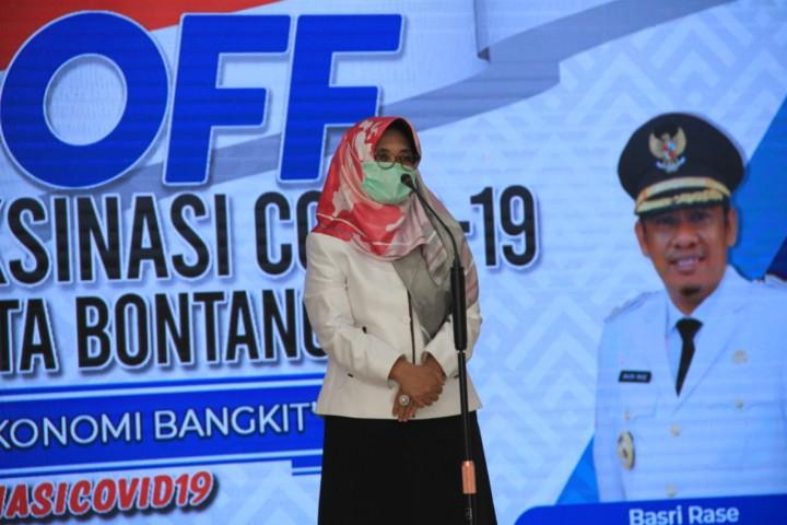 Tak Lolos Syarat, Wali Kota Bontang dan 4 Pejabat Daerah Gagal Disuntik Vaksin Covid-19