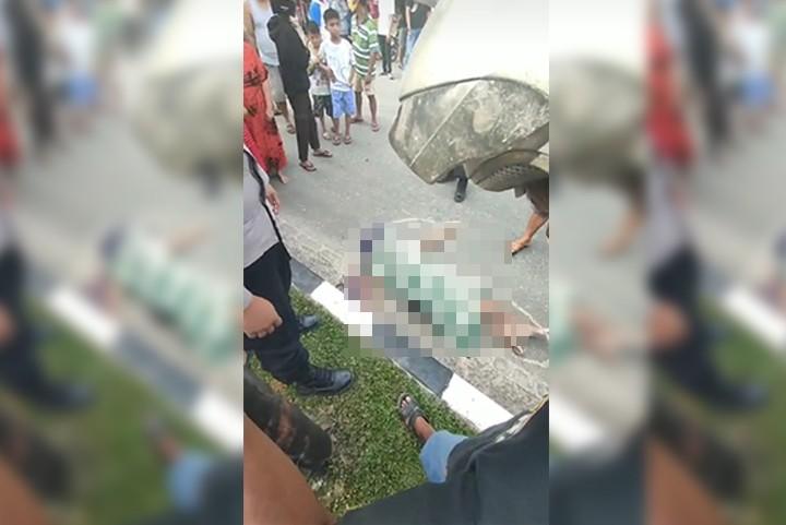 Begini Kronologi Kecelakan di Tanjung Laut, MA Terancam 6 Tahun Penjara