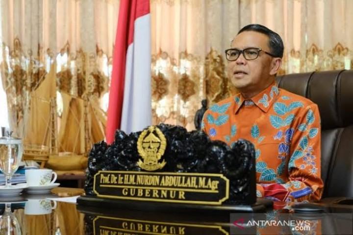Gubernur Sulsel Terjerat Operasi Tangkap Tangan KPK, Petugas Sita Uang Rp 1 Miliar