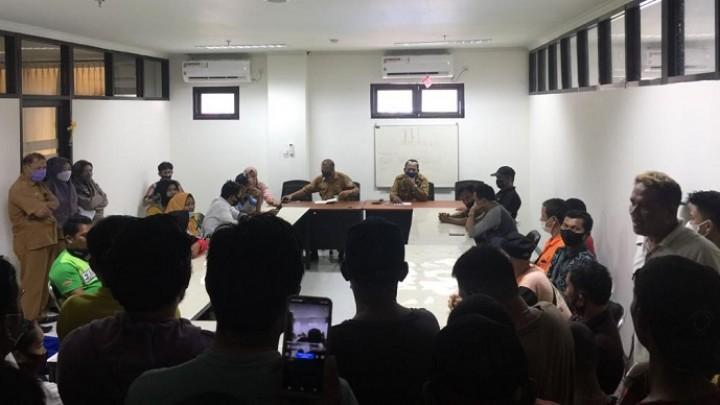Pedagang Tamrin Protes 'Kaltim Silent' Tebang Pilih, Ancam Gelar Lapak di Pinggir Jalan