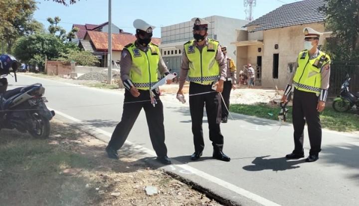 Terungkap ! Bukan Mengerem, Sopir Malah Injak Pedal Gas saat Tabrakan di Saleba