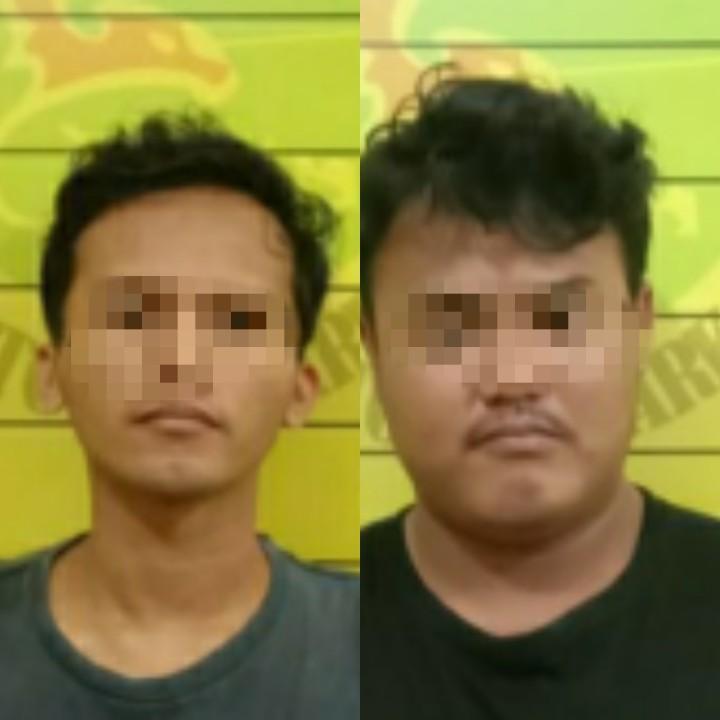Ditangkap Depan Gang, Polisi Bekuk 2 Jaringan Sabu di Bontang Utara