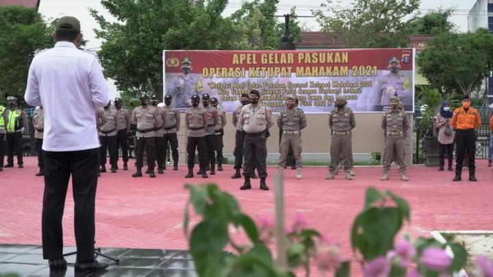 Operasi Ketupat Mahakam, 300 Personel Disiagakan di 5 Pos Penyekatan Arus Mudik