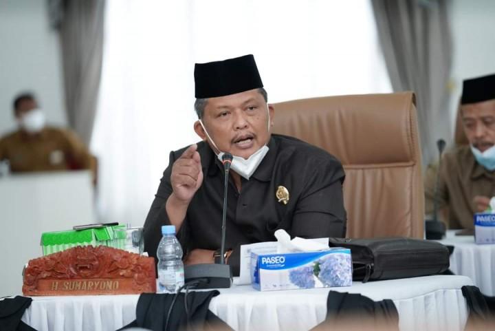 Pembangunan Dua Masjid Terkatung-Katung, Dewan Minta Revisi Perwali Hibah Rumah Ibadah