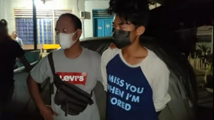 Terlibat Cinta Terlarang, DPO Asal Kalteng Ditangkap Polisi di Marangkayu