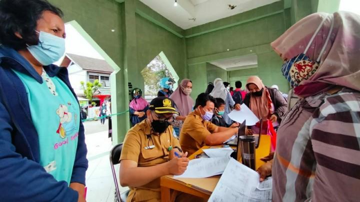 150 Pendaftar BPUM Ditolak, Yusran : Sudah Pernah Dapat, Daftar Lagi