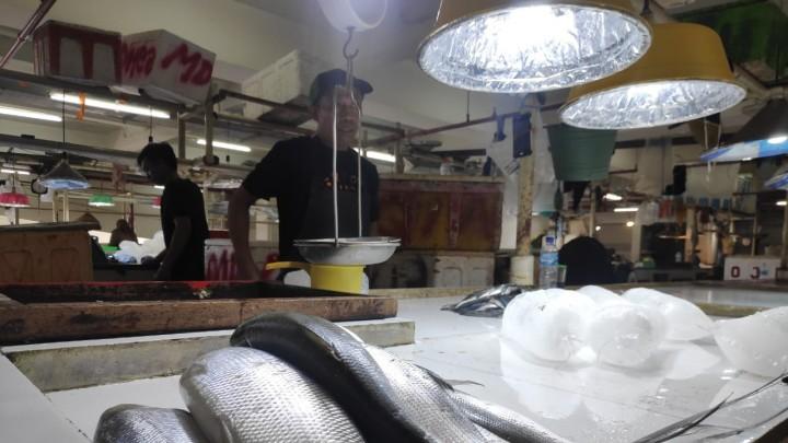 Ada Pungli di Pasar Tamrin, UPT Pasar Bantah Anggotanya Terlibat