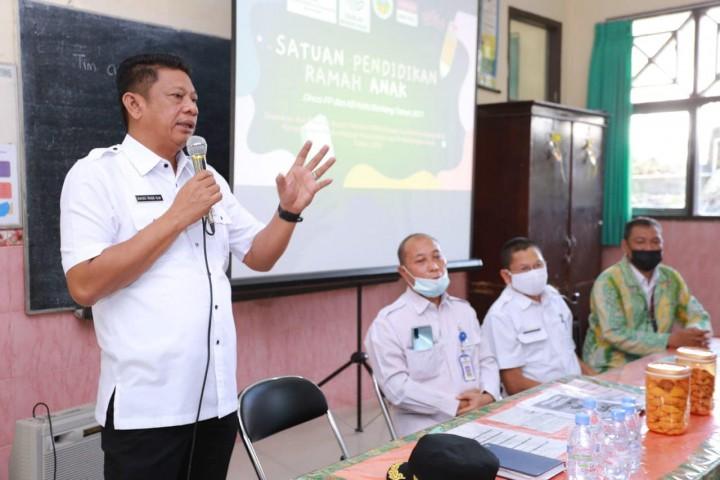 Basri Perintahkan Inspektorat Selidiki Kasus Pungli di Pasar Tamrin