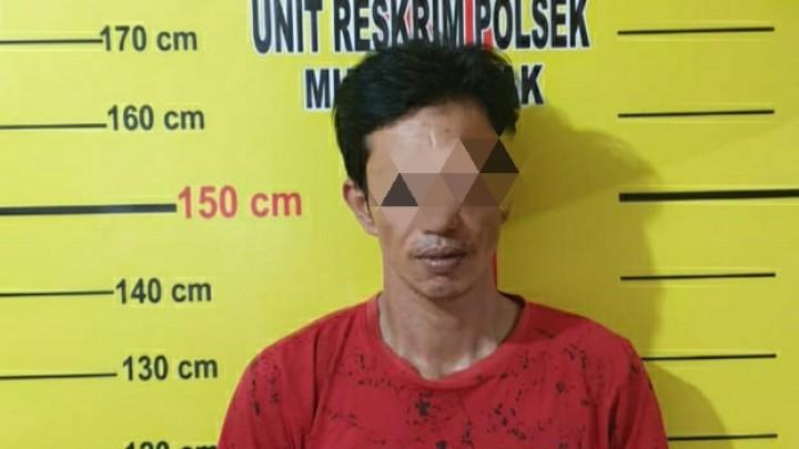 Digerebek Saat Servis Mobil, Pria di Muara Badak Ditangkap Simpan Sabu 1,6 Gram