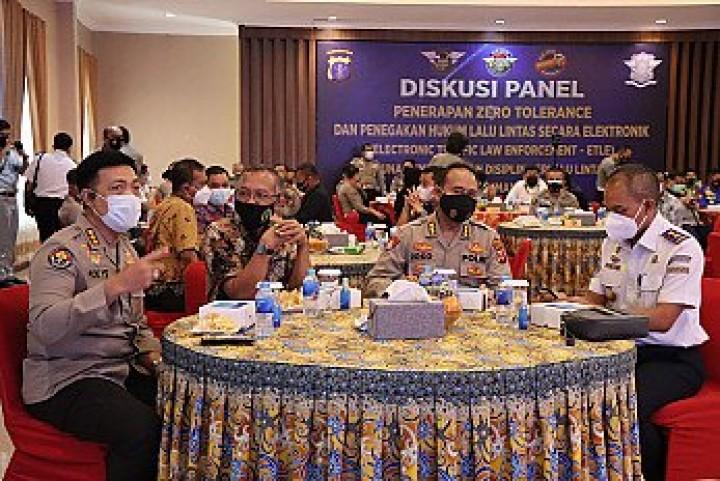 DPRD Kaltim Dukung Pelaksanaan Tilang Elektronik