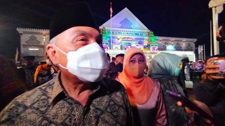 Gubernur Isran Noor Tetapkan Sidrap Masuk Bontang
