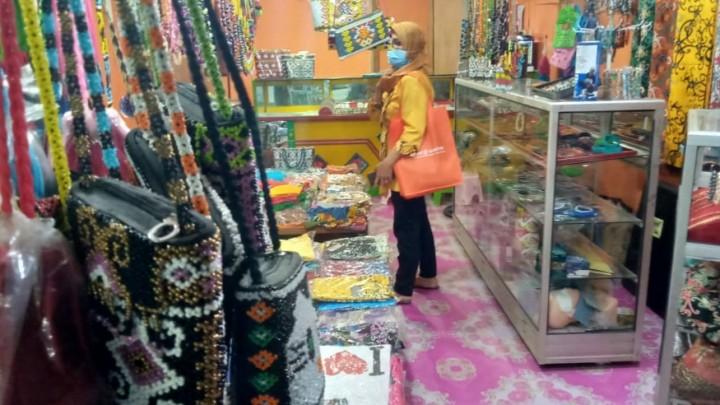 Omzet Pedagang Cinderamata di Ido Niaga Naik 65 Persen Selama MTQ