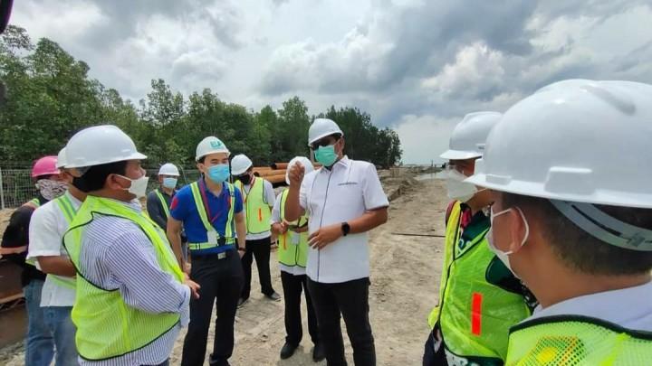 Pemkot Bontang Berencana Bangun Jalan Lingkar Bontang Kuala - Tanjung Laut Indah