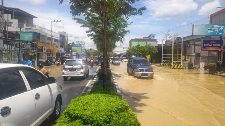 Pengajuan Anggaran Master Plan Banjir & Jalan Lingkar Dicoret Dewan