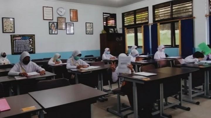 Presiden Instruksikan PTM Hanya 2 Kali Seminggu, Disdikbud Bontang Tunggu Edaran Menteri
