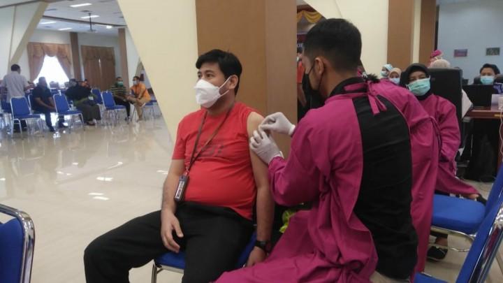 Besok, Pemkot Gelar Vaksinasi Massal di Kelurahan Loktuan, Belimbing dan Guntung
