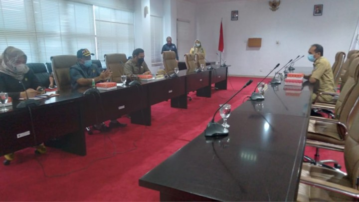 Dinas PUPRK Tak Hadiri Rapat, Komisi III Kecewa, Anggap Tak Serius Tangani Banjir