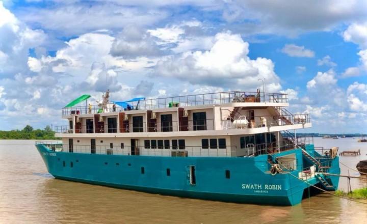 Kapal Buatan Anak Kaltim Tembus Pasar Dunia