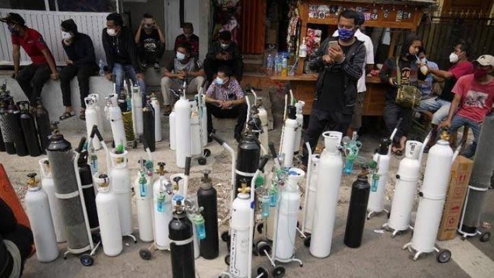 Pemkot Samarinda Waspadai Kelangkaan Oksigen