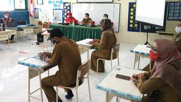 Disdikbud Batasi Hanya 15 Sekolah Boleh Gelar PTM Bulan Ini
