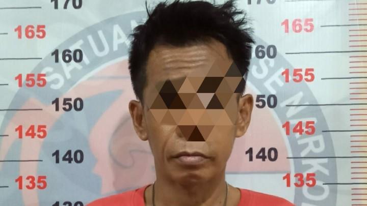 Pengecer Sabu di Tanjung Laut Indah Diringkus, Pemasok Narkoba Buron