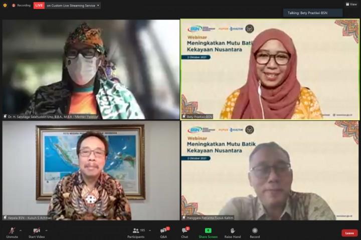 Pupuk Kaltim Ajak Masyarakat Tumbuhkan Kecintaan Terhadap Batik sebagai Identitas Nasional